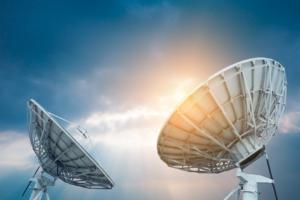 Satellite antenas