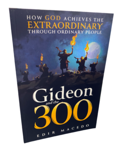 Gideon and the 300 (book cover)