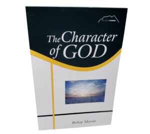 The Character of God book cover