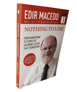 Nothing to Lose 3 book cover