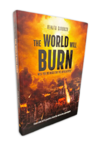 The World Will Burn – Book by Renato Cardoso