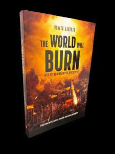 The World Will Burn –Book by Renato Cardoso